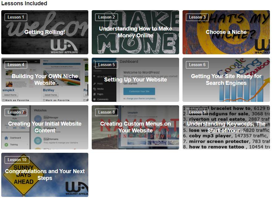 Starter Membership Online Certification lessons image