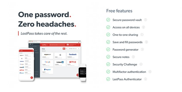 LastPass For Personal & Business Use