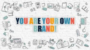 You Are Your Own Brand Image